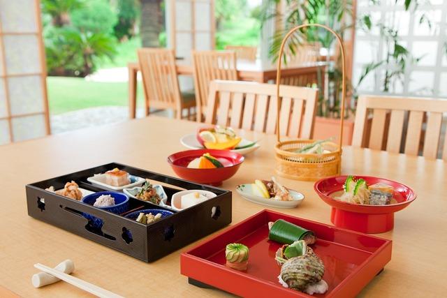 ANAインターコンチネンタル万座ビーチリゾート 日本料理「雲海」
